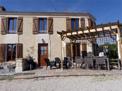 Le Vieux Cafe Holiday Cottage