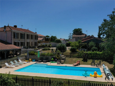 Maison Lairoux Holiday Cottages
